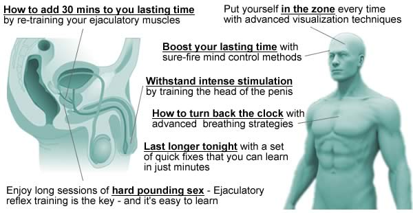 methods to last longer during intercourse